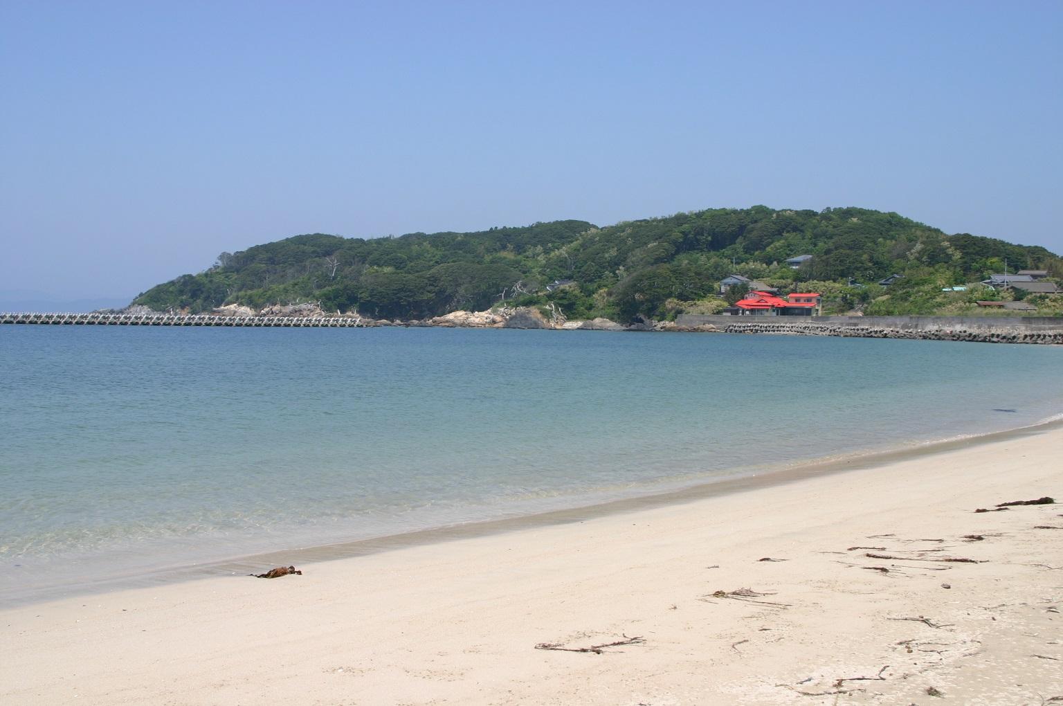 網地白浜海水浴場1