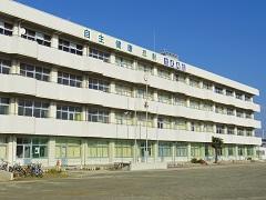 石巻市立住吉中学校